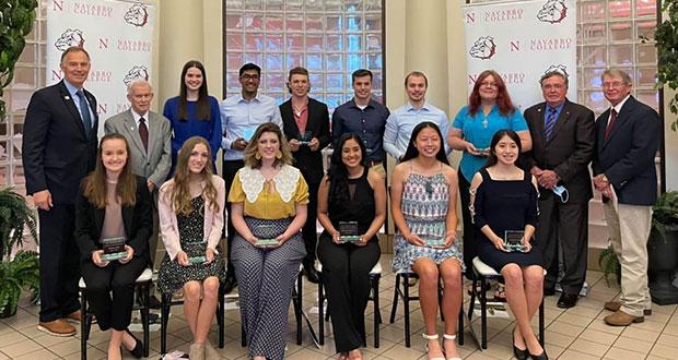 2021 M.C. and Mattie Caston Scholarship Recipients
