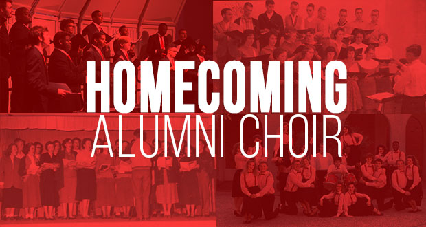 Choir Alumni Invited to Participate in Fall Capers Reunion Concert
