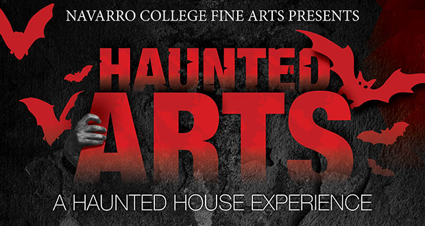 Haunted Arts: A Haunted House Experience Oct. 29-31