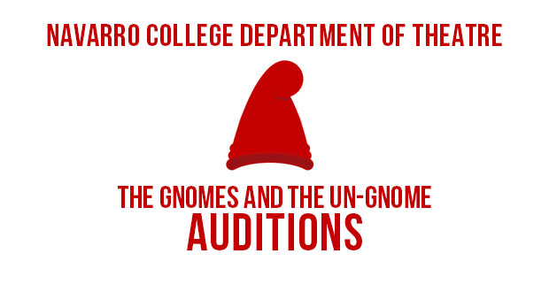 Auditions for Upcoming Theatre Arts Fall Production