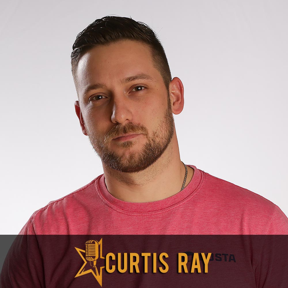 Vote for Curtis Ray