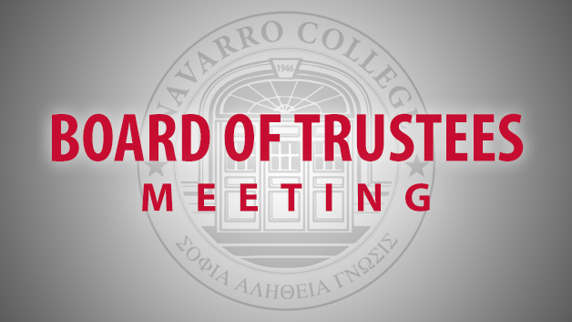 Notice of Board of Trustees Meeting on November 15, 2018