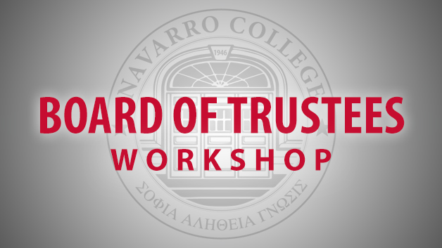 Notice of Board of Trustees of Enrollment Workshop on March 21, 2019