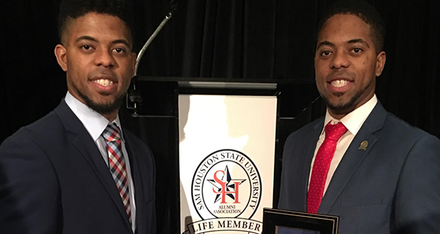 Twin Alumns Share Love of Inspiring Others