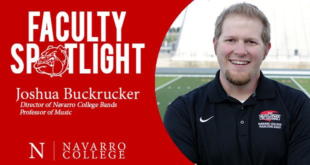 Faculty Spotlight: Joshua Buckrucker
