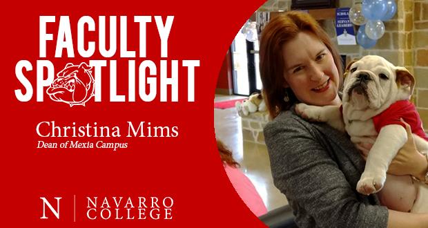 Faculty Spotlight: Christina Mims