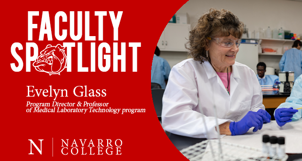 Faculty Spotlight: Evelyn Glass