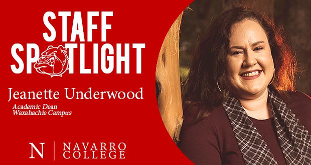 Staff Spotlight: Jeanette Underwood