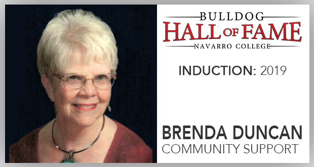 Bulldog Hall of Fame Inductee – Brenda Duncan