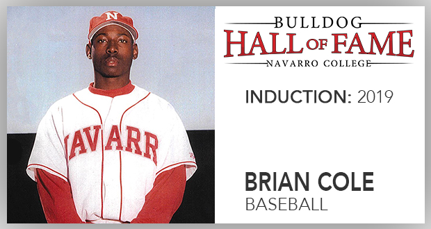 Bulldog Hall of Fame Inductee – Brian Cole