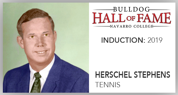 Bulldog Hall of Fame Inductee – Herschel Stephens