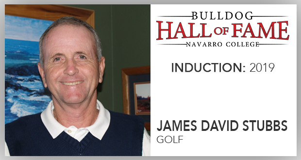 Bulldog Hall of Fame Inductee – James David Stubbs