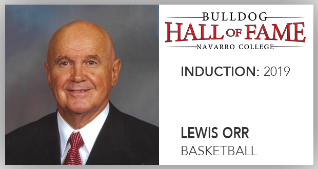 Bulldog Hall of Fame Inductee – Lewis Orr