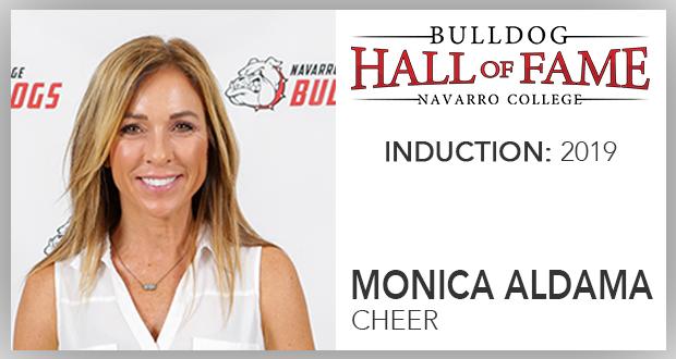 Navarro News | Bulldog Hall of Fame Inductee – Monica Aldama