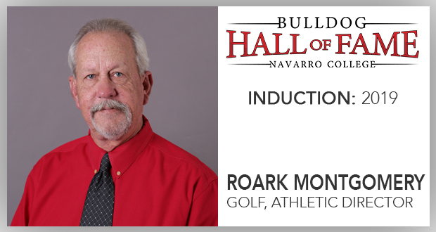 Navarro News | Bulldog Hall of Fame Inductee – Roark Montgomery