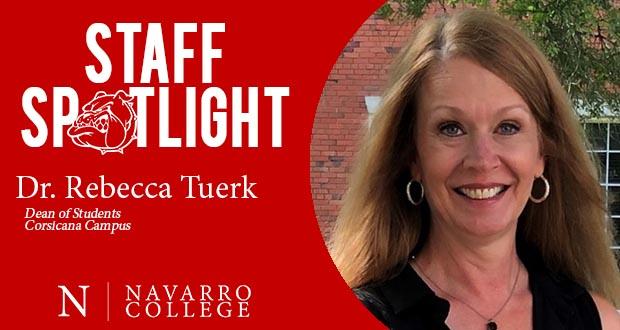Staff Spotlight: Dr. Rebecca Tuerk