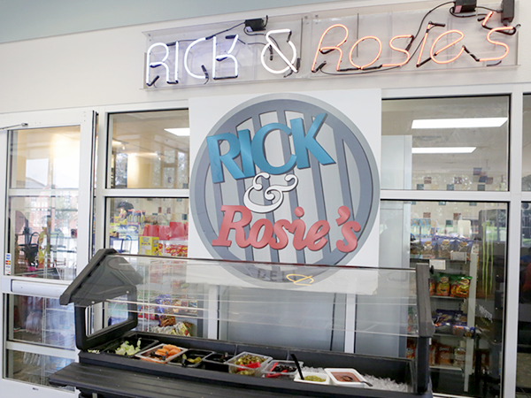 Rick and Rosie's Deli