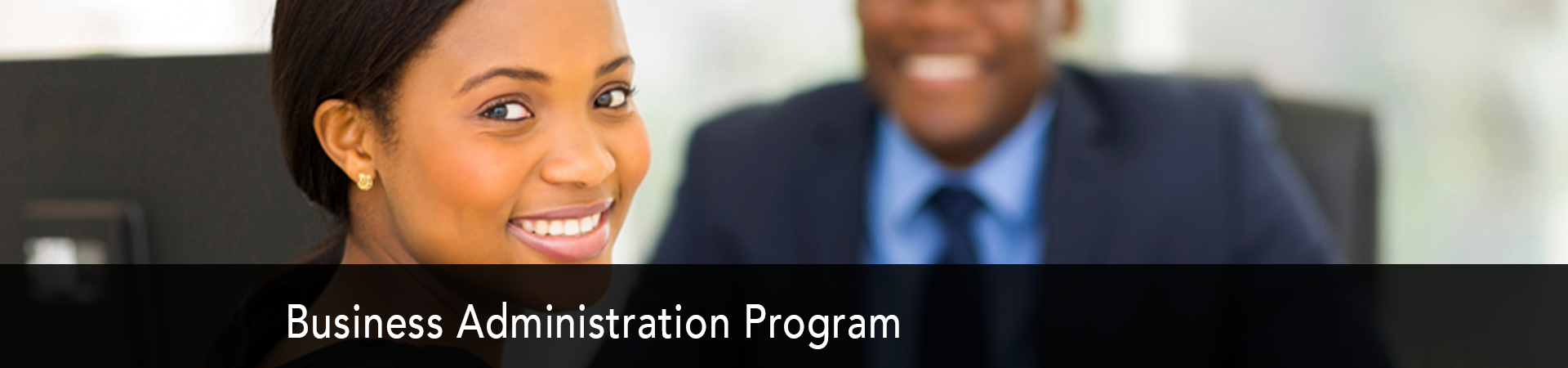 Explore the Business Administration Program at NC