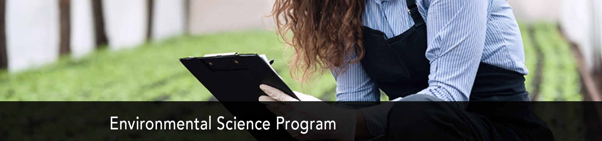 Explore the Environmental Science Program at NC
