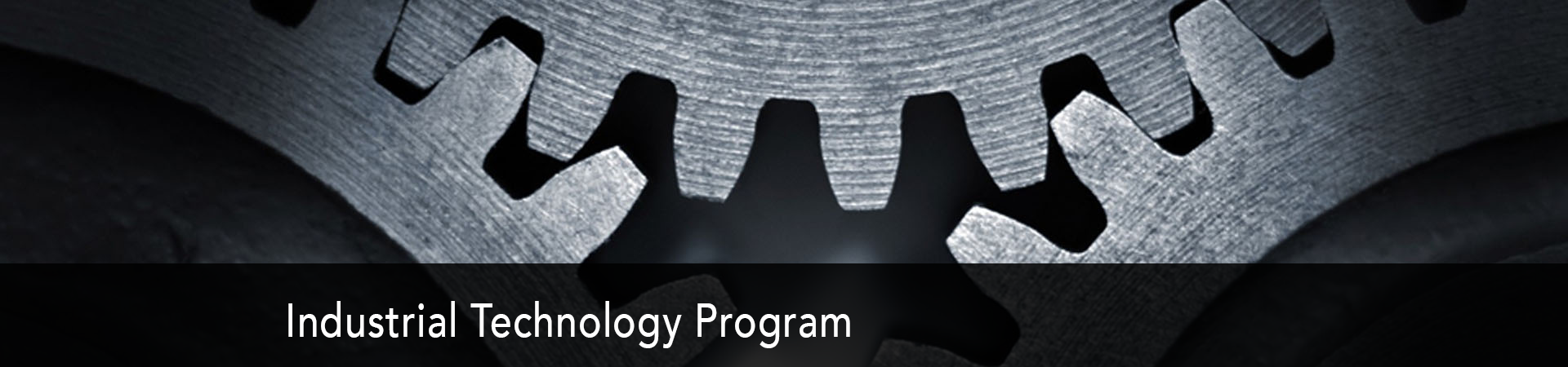 Explore the Industrial Technology Program at NC