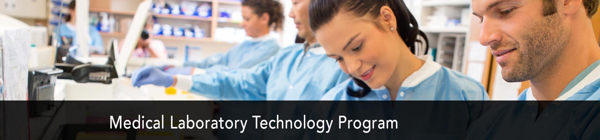 Explore the Medical Laboratory Technology Program at NC
