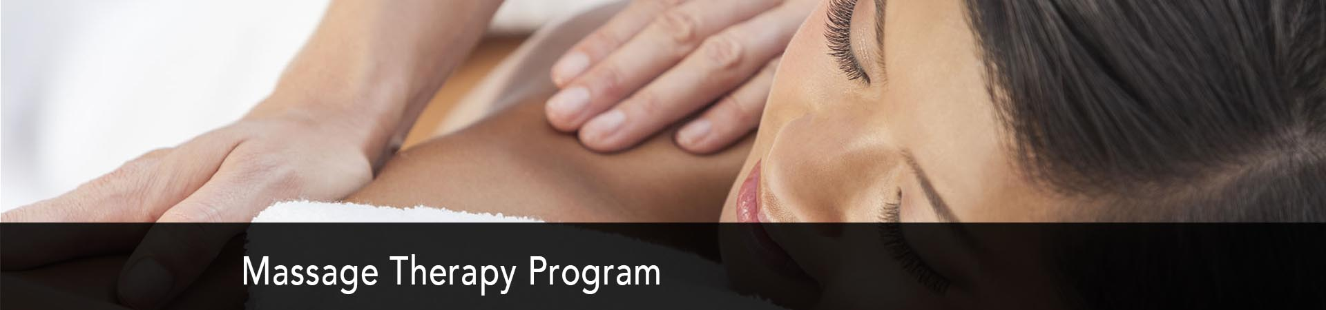 Explore the Massage Therapy Program at NC