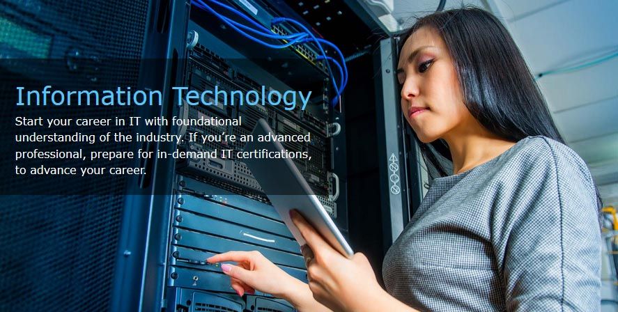 CE Online - Information Technology