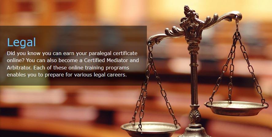 CE Online - Legal