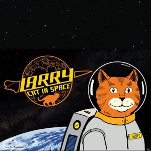 Larry, Cat in Space